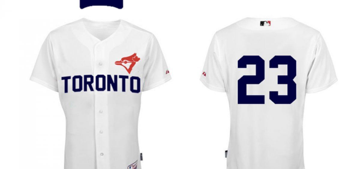 Toronto blue jays uniforms