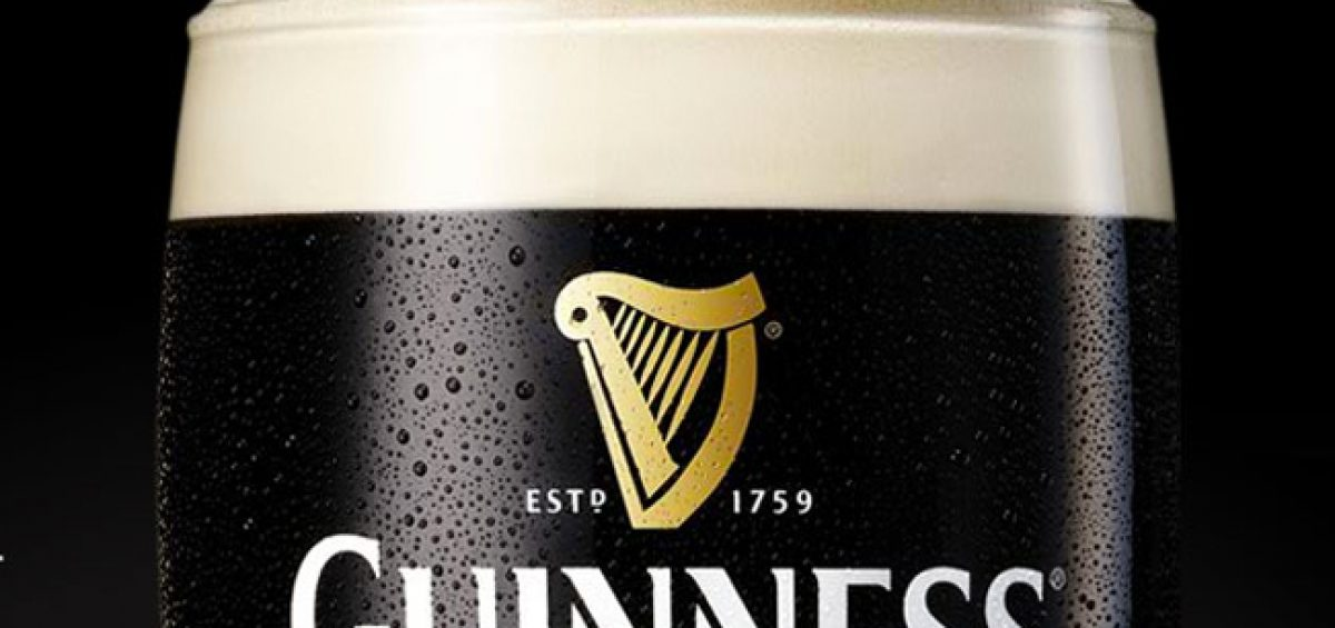 black friday and guinness beer