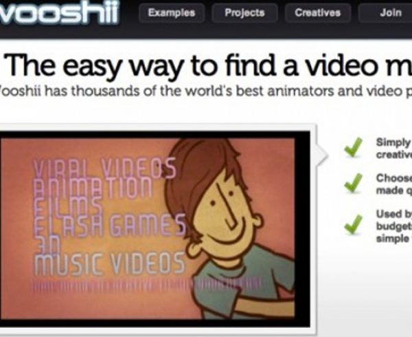 wooshii video creation crowdsourcing