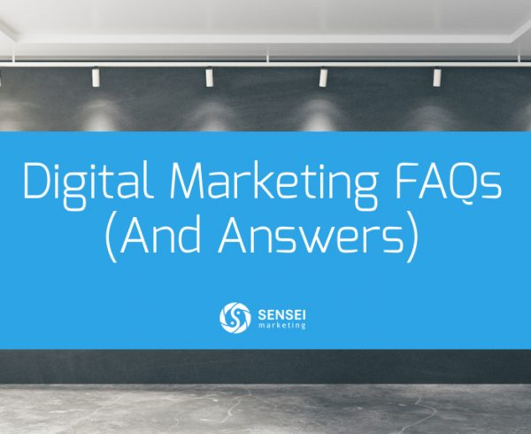 digital marketing faqs