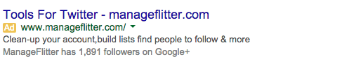 manageflitter-google-ad-example