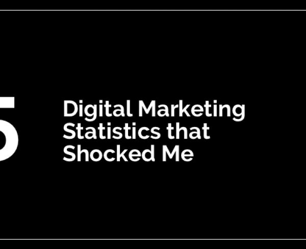 5 Shocking Digital Marketing Statistics