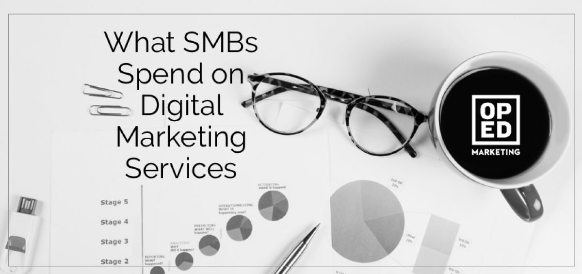 SMBs small businesses spend on digital marketing