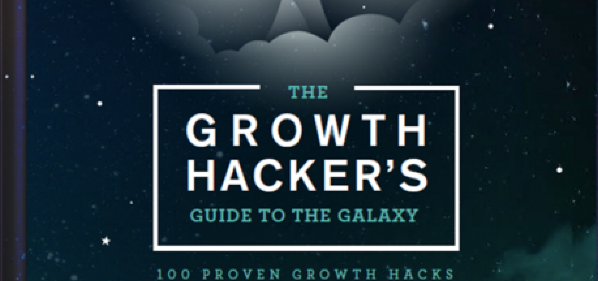 growth hackers guide to the galaxy book cover