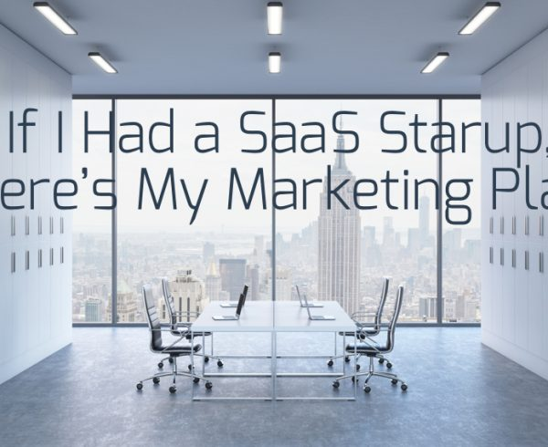 example of saas marketing plan