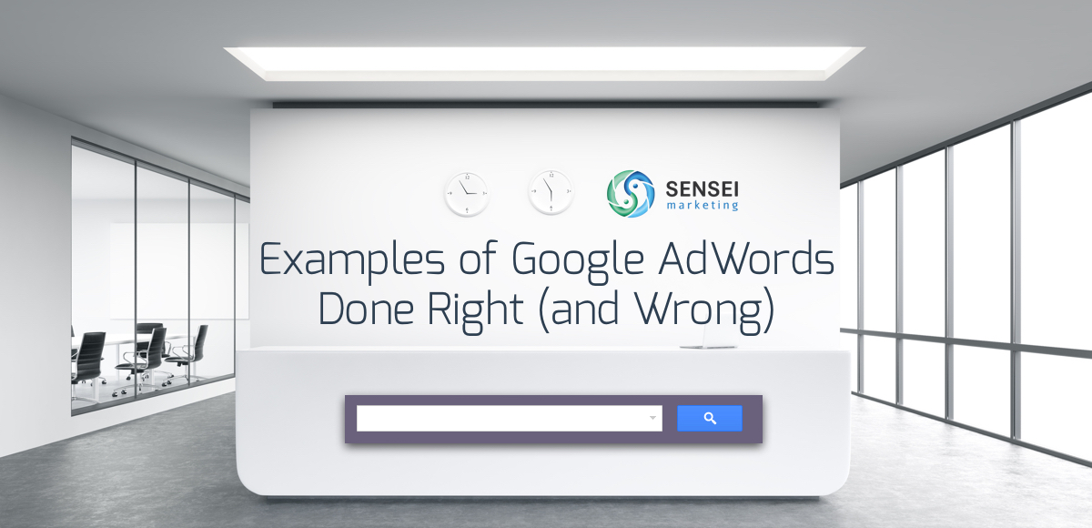 Critiquing Google Ads & Landing Pages for Search Term