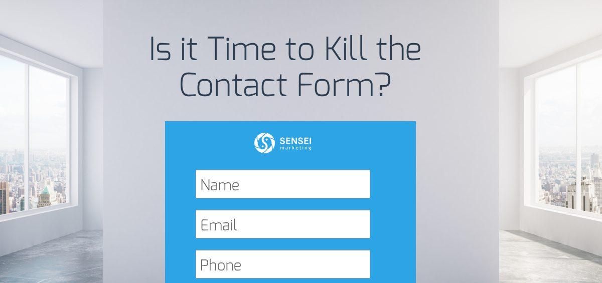 kill contact form
