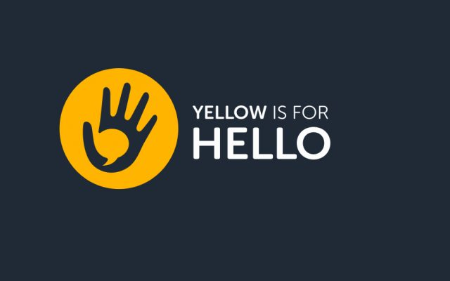 yellow is for hello case study
