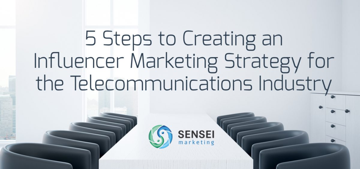 telecom influencer marketing strategy
