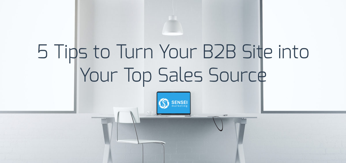 tips to get more leads from your b2b website