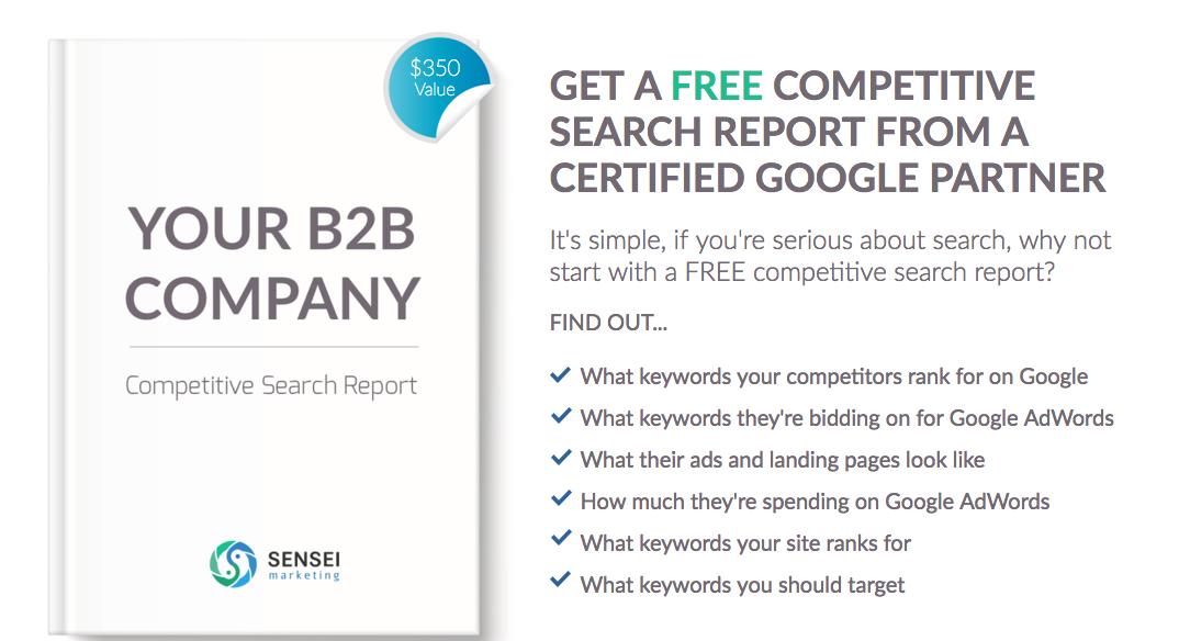 b2b offer