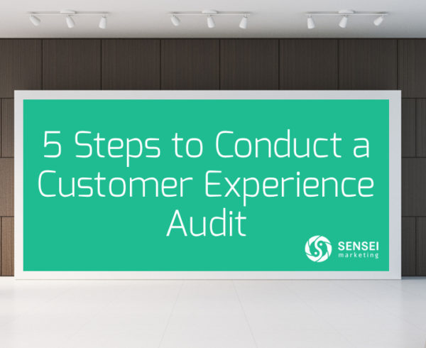 steps for customer experience audit