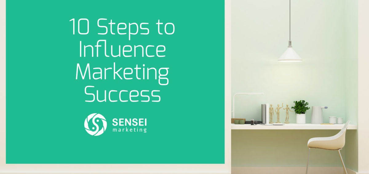 steps to influence marketing success