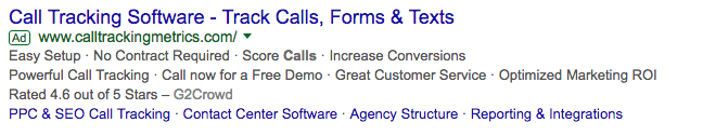 google ad example 2