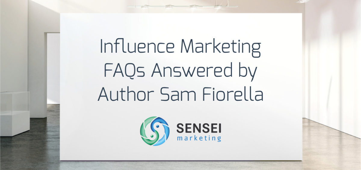 influence marketing faqs