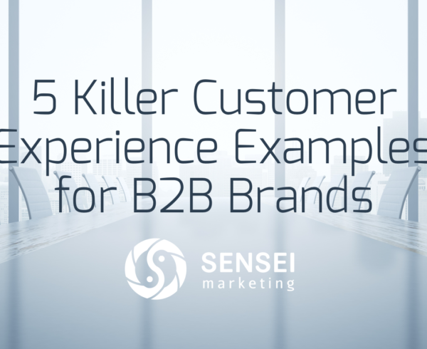 5 B2B Customer Experience Examples