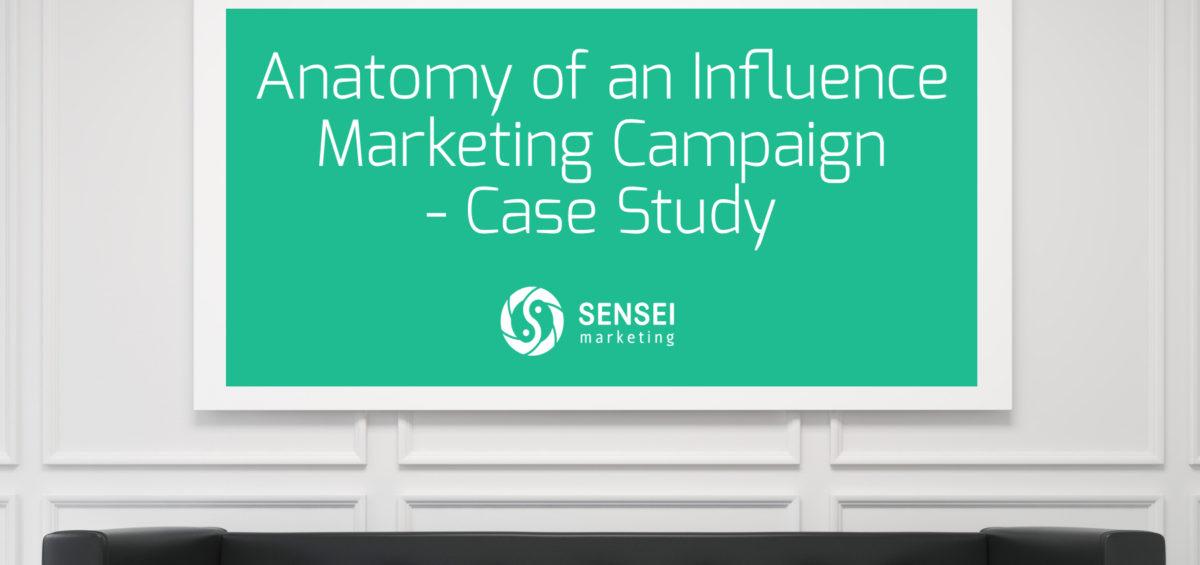 influence marketing case study