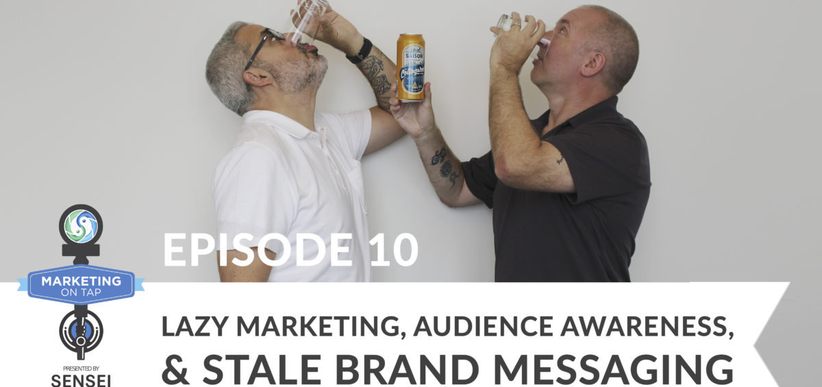 Marketing on Tap episode 10