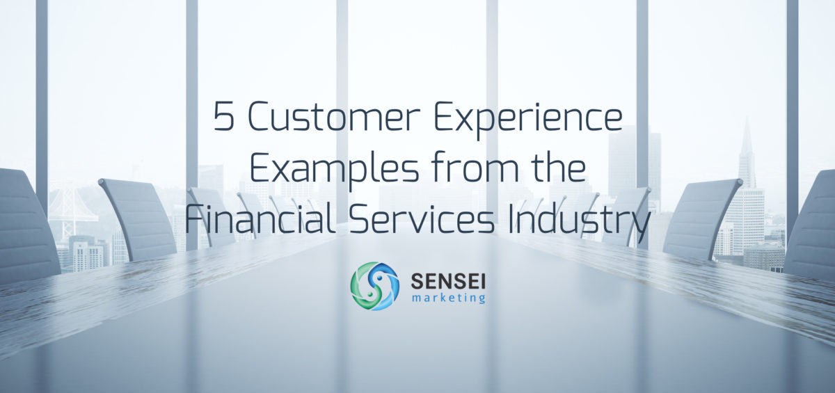 5 memorable customer experience examples from the financial services