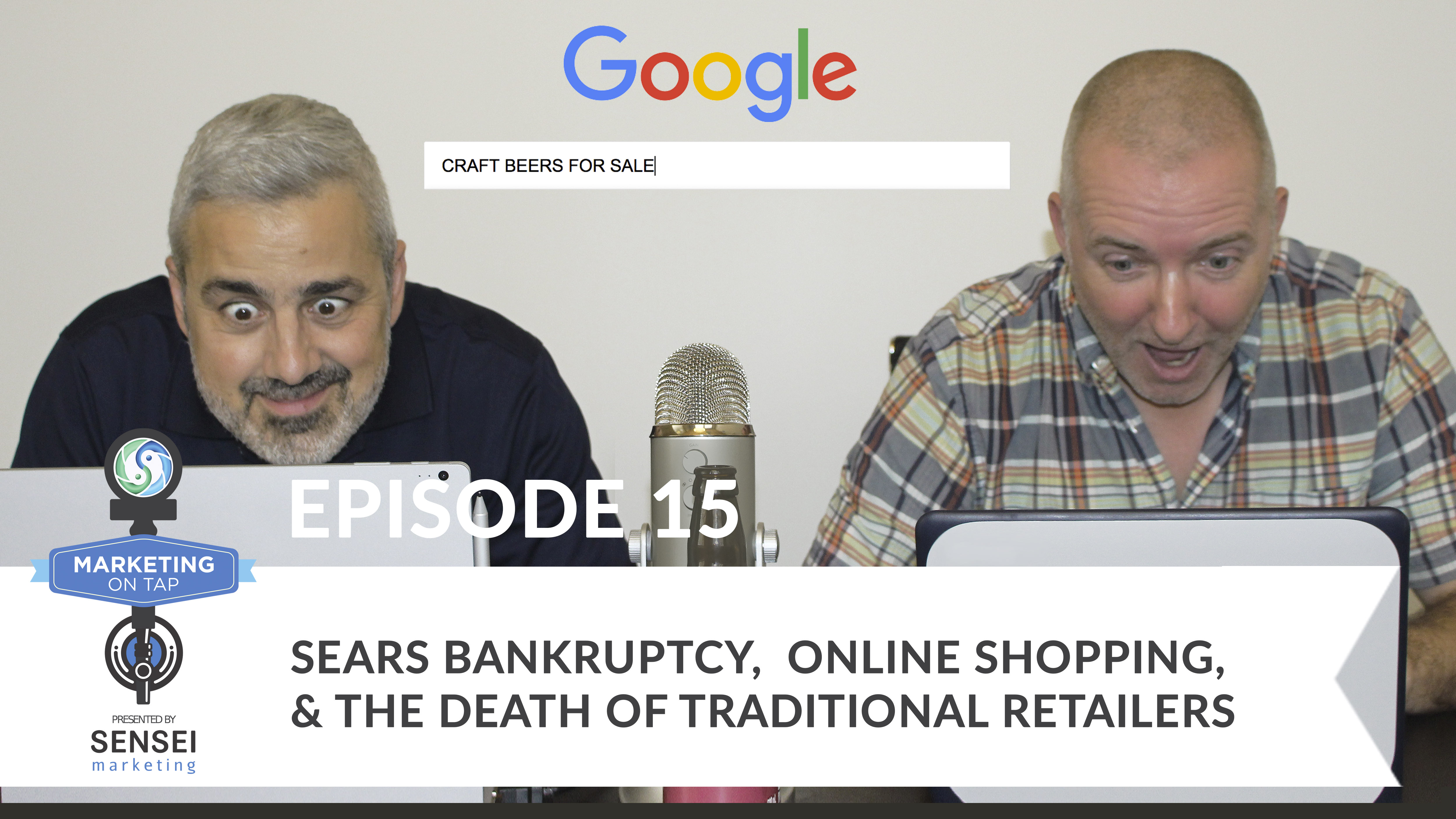 Marketing on Tap Episode 15: Sears Bankruptcy
