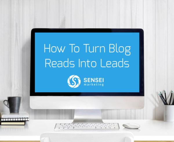 blog lead gen tips