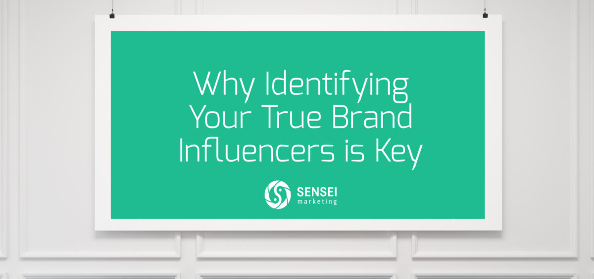 identifying real brand influencers