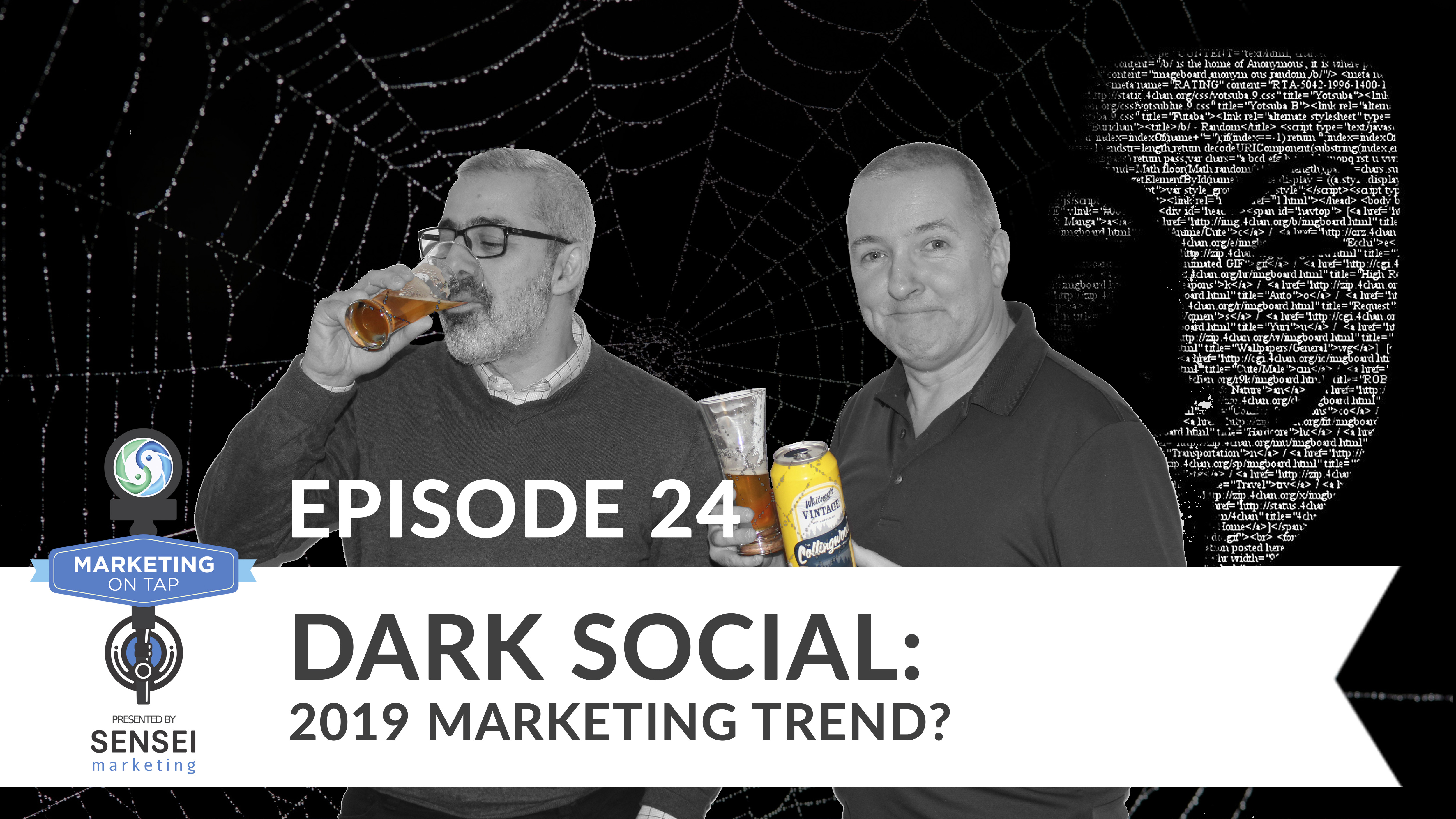 Ep 24 Marketing on Tap