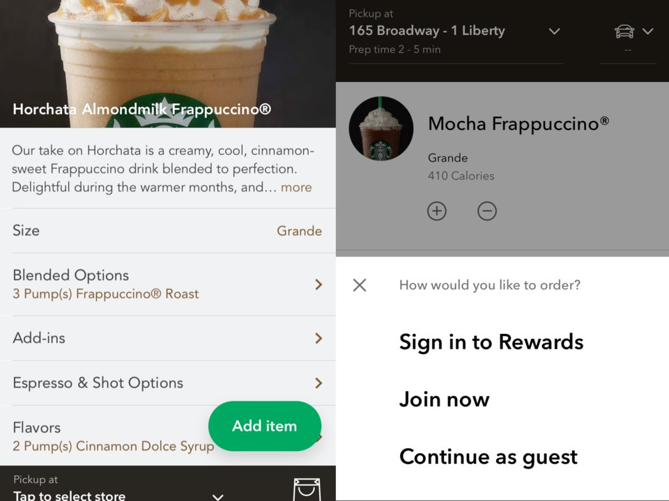 starbucks customer experience