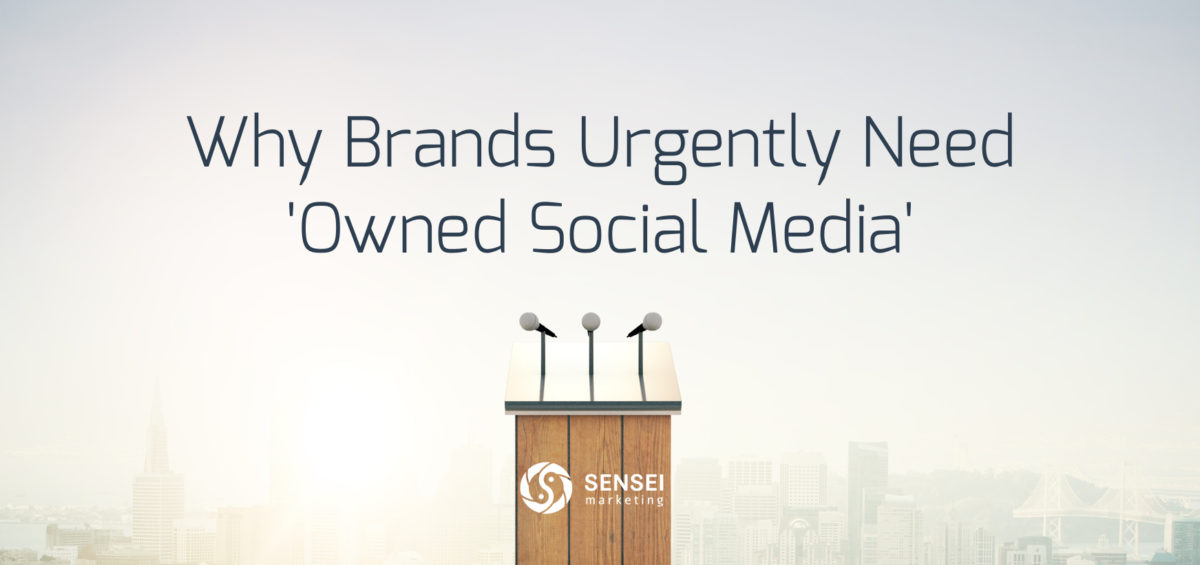 brands need to own their social media