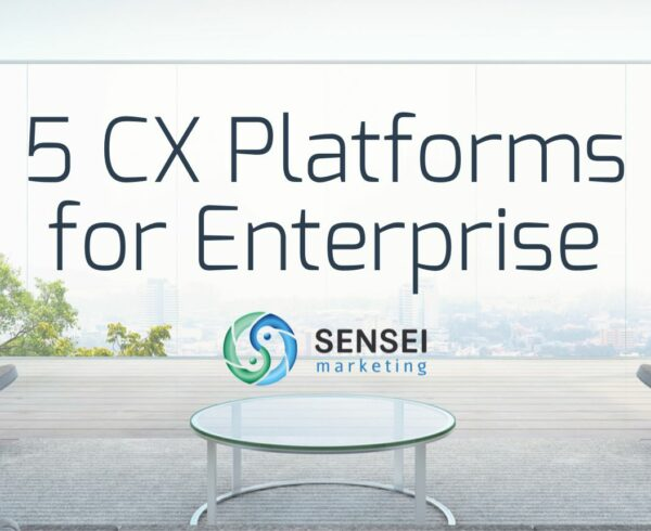 5 enterprise cx platforms